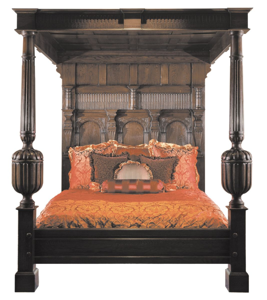 Tudor Four Poster Bed